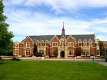 新西兰林肯大学风光
