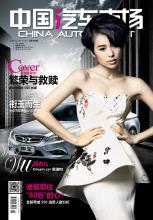 中国汽车市场2013年封面