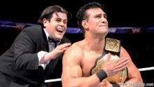 wwe里卡多_在12月28日的smackdown,里卡多被安排与大秀哥打一场世界重量级冠军赛