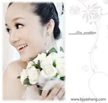 韩式婚纱-《白色宫殿》