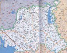 廉江市地图