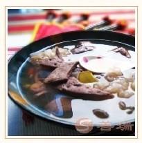 枸杞桂圆猪肝汤