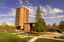 田纳西大学校景