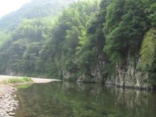 爱民茶产地水源图片