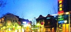 上海新天地撩人夜色