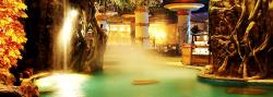 温都水城环境设施