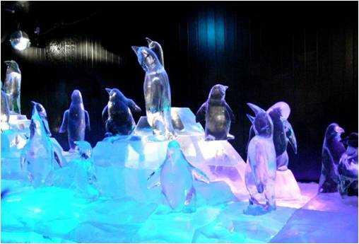 活动名称:中铁·青城冰雪节活动主题:避暑青城,冰雪相约主办方:中铁图片