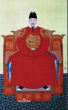 朝鲜王朝历代君王