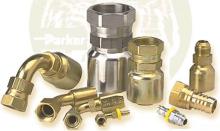 生产并销售全世界最齐全的产品系列,包括液压和气动接头,快速接头
