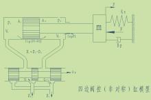 液压缸原理图图片