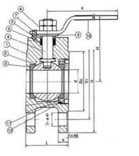 5mpa  [1] 4零件材料编辑 序号  零件名称 材质  1 阀体 不锈钢图片