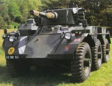 英国阿贾克斯装甲车