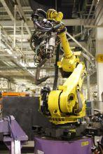 点焊机器人FANUC R-2000iB