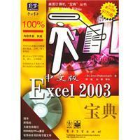 中文版excel 2003宝典图片