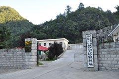 陕西秦岭森林生态系统国家野外科学观测研究站图片