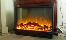 2仿真壁炉的分类编辑 风格上 从风格上分,主要有欧式风格,田园风格图片