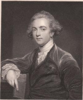 琼斯于1779年到巴黎拜会美国政治家富兰克林,表示反对英国当局发动图片