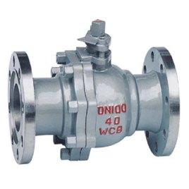 2, 组成:由电动(或气动)执行机构(20)与球阀阀体部分组成,其连接靠图片
