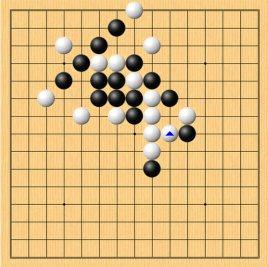 黑白五子棋比赛图片