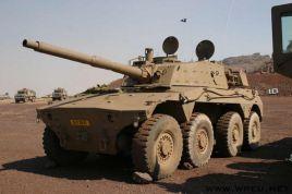 山猫装甲车图片
