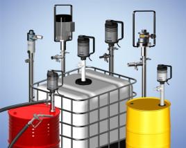 气动桶泵图片