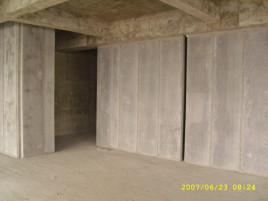 施工简单快捷 完全是干作业,装配式施工,墙板可任意切割调整宽度图片