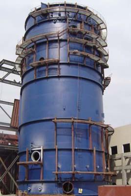 大致可分为二类:一类是降液管式,如泡罩塔,筛孔板塔,浮阀塔,s形单向流图片