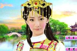 古典美女杨幂图册