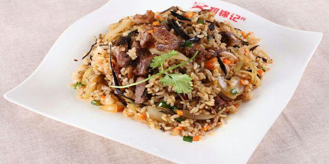 郑锦记原汁牛肉饭(欧亚车百店)