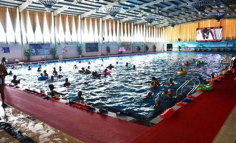 喜洋洋游泳健身俱乐部