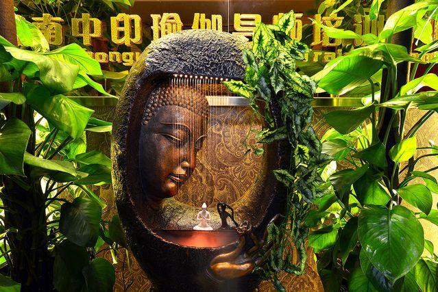 湖南中印瑜伽导师培训