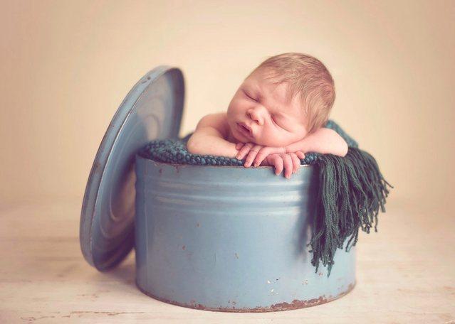 Newborn新生儿摄影(亦庄店)