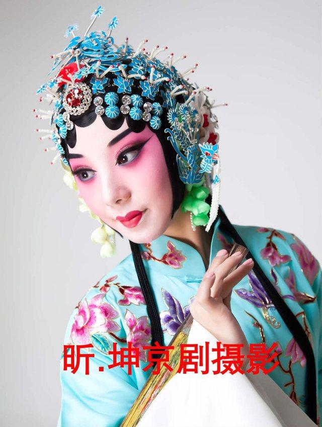 昕坤京剧摄影