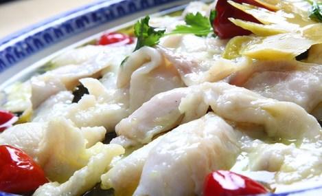 鱼吃跳川菜馆