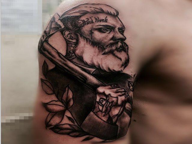 大苏纹身刺青工作室