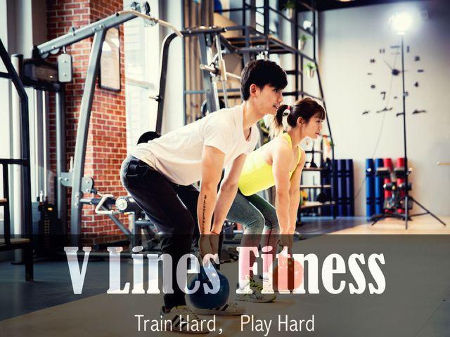 V Lines私人教练健身工作室(望京店)