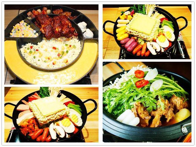 源味屋韩式火锅炸鸡