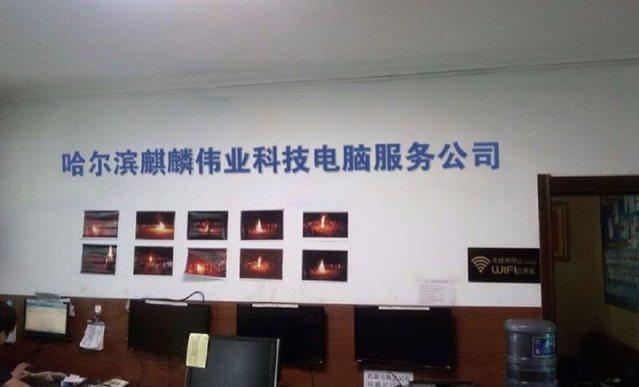 哈尔滨麒麟伟业电脑科技有限公司(船舶店)