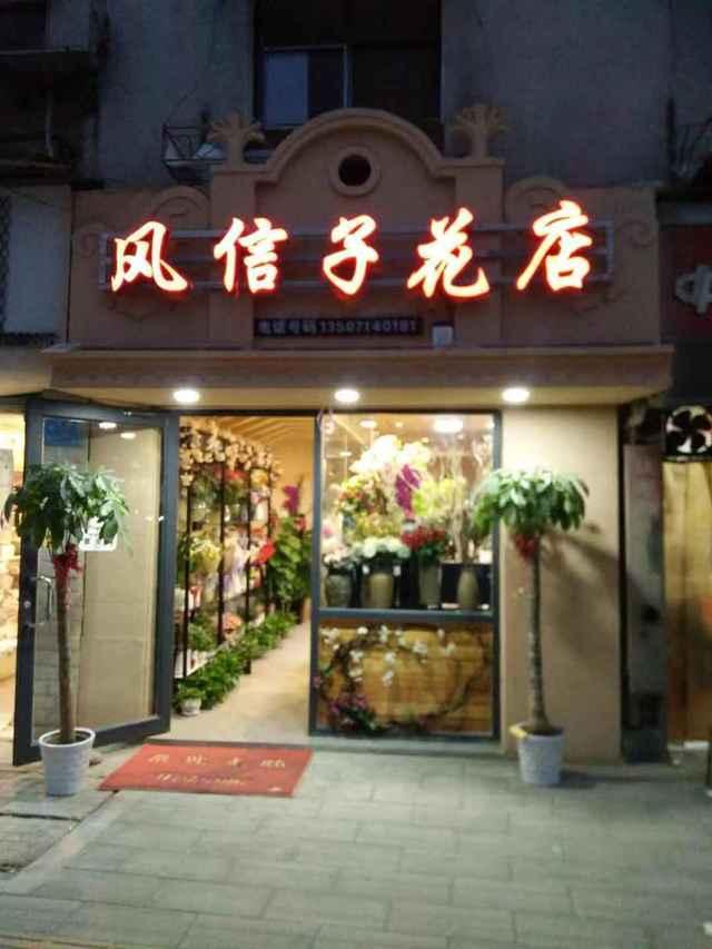 风信子花店