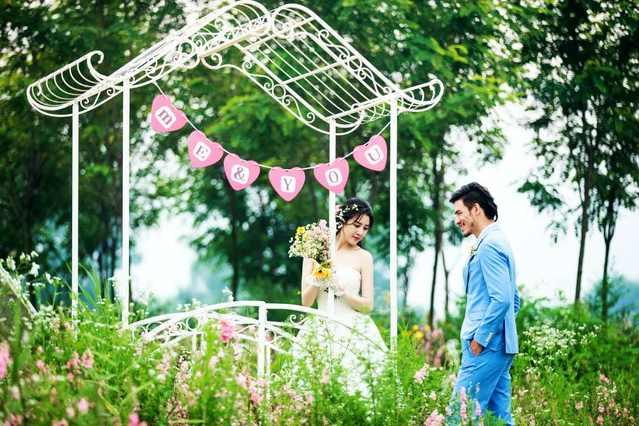 米兰精致婚纱摄影