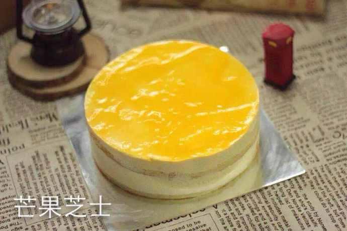 江南果道千层水果蛋糕