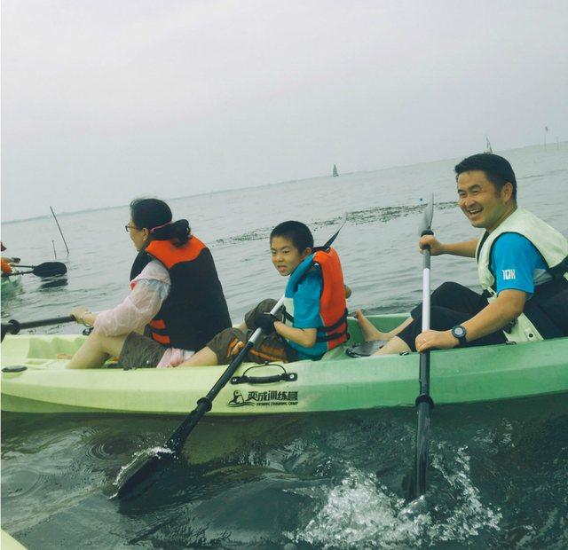 奕成皮划艇水上1号基地