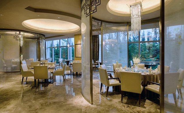 厦门希尔顿逸林酒店粤茗湾中餐厅