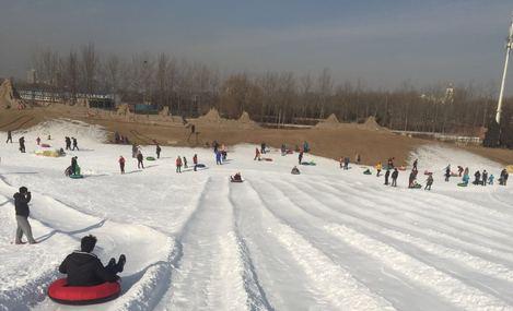 蟹岛滑雪乐园