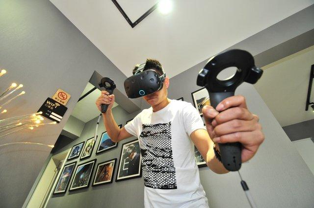 玩美极至VR虚拟体验(锦华万达店)