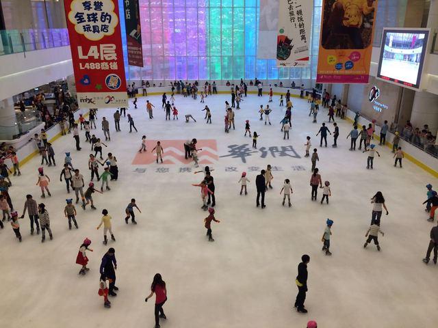 冰纷万象滑冰场(谢家湾店)