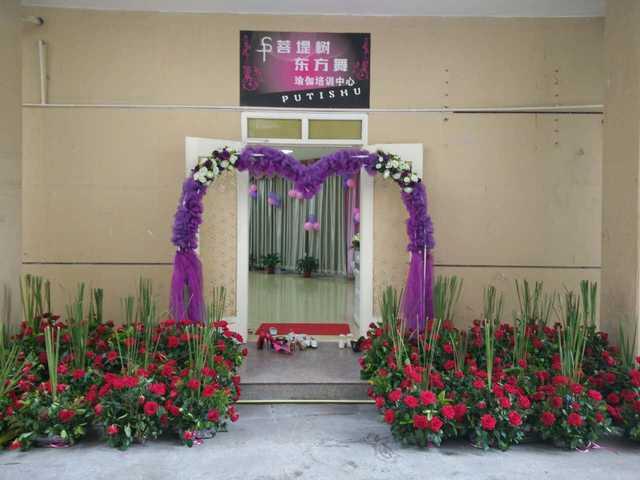 菩提树东方舞瑜伽培训中心