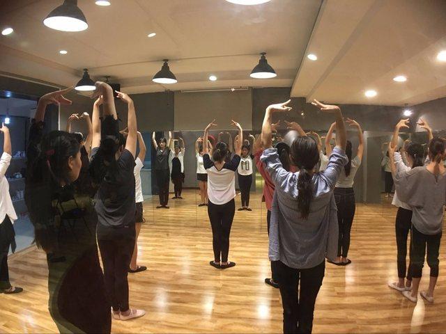 艺澜E舞区舞蹈工作室
