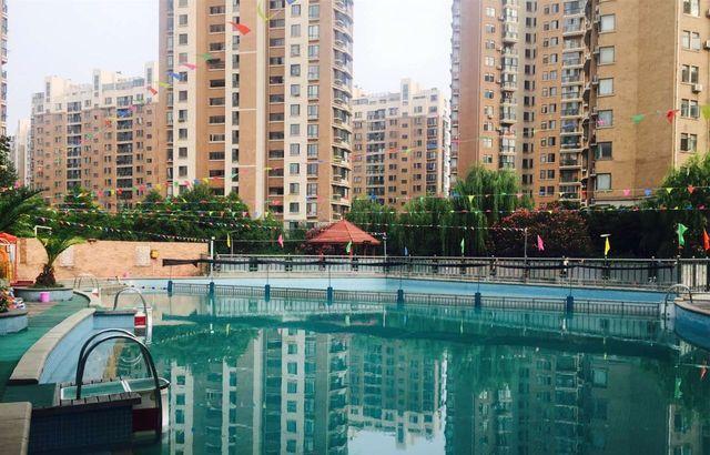 宝业城市绿苑游泳馆