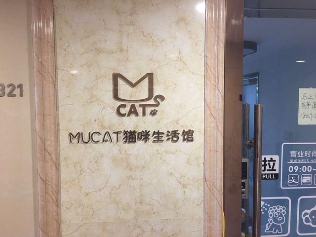 MUCAT猫咪生活馆